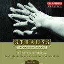 【輸入盤】ツァラトゥストラ、ドン・キホーテ、ティル・オイレンシュピーゲル、家庭交響曲、他 ヤルヴィ&スコティ…