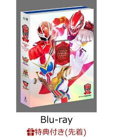 【先着特典】【完全数量限定】スーパー戦隊MOVIEレンジャー2021 コレクターズパック 豪華版 キラメイジャー&リュウソウジャー&ゼンカイジャー3本セット【Blu-ray】(楽天ブックス特典:B2布ポスター) [ 八手三郎 ]