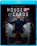 ハウス・オブ・カード 野望の階段 ファイナルシーズン Blu-ray Complete Package【Blu-ray】
