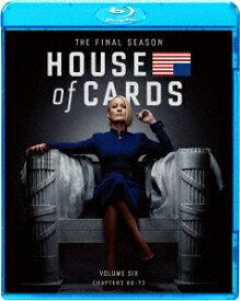 ハウス・オブ・カード 野望の階段 ファイナルシーズン Blu-ray Complete Package【Blu-ray】 [ ロビン・ライト ]