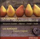 【輸入盤】La Geniale-sinfonias & Concertos: Colpron / Les Boreades