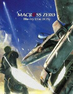 マクロス ゼロ Blu-ray Disc BOX【Blu-ray】 [ 河森正治 ]