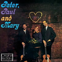 【輸入盤】Peter,Paul&Mary[PeterPaul&Mary]