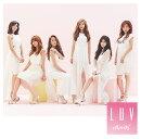 LUV -Japanese Ver.-(初回限定盤B CD+DVD)