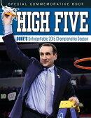 High Five: Duke's Unforgettable 2015 Championship Season