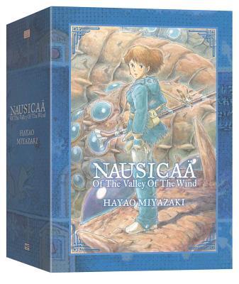 Nausicaa of the Valley of the Wind Box Set BOXED-NAUSICAA OF THE VALLE 2V (Nausicaa of the Valley of the Wind) [ Hayao Miyazaki ]