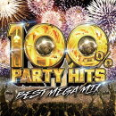 100% PARTY HITS -BEST MEGA MIX-