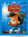 ピノキオ プラチナ・エディション【Blu-ray】 【Disneyzone】 [ ディック・ジョーンズ ]