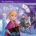 FROZEN:READ-ALONG STORYBOOK(P W/CD) [ DISNEY STORYBOOK ARTISTS ]