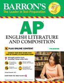 Barron's AP English Literature and Composition, 7th Edition: With Bonus Online Tests