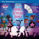 Vampirina Home Scream Home: Read-Along Storybook and CD