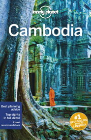 Lonely Planet Cambodia LONELY PLANET CAMBODIA 11/E (Country Guide) [ Lonely Planet ]