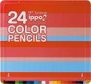 缶入色鉛筆PW0224C