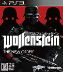 Wolfenstein The NEW ORDER PS3版