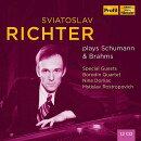 【輸入盤】スヴィヤトスラフ・リヒテル プレイズ・シューマン&ブラームス 1948-1962(12CD)