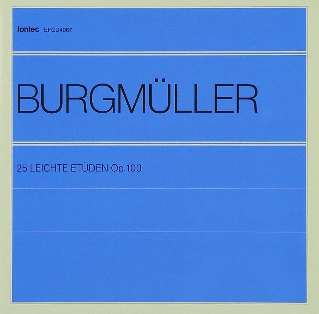 ブルグミュラー25の練習曲 [ 神野明 ]