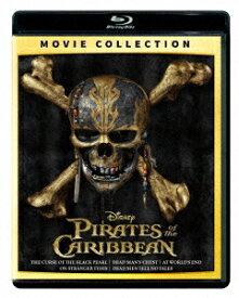 パイレーツ・オブ・カリビアン ブルーレイ 5ムービー・コレクション【Blu-ray】 [ ジョニー・デップ ]