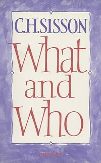 What_and_Who