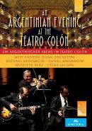 【輸入盤】『アルゼンチンの夕べ〜コロン劇場』 ダニエル・バレンボイム&ウェスト=イースタン・ディヴァン管弦楽…