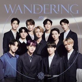 5TH SINGLE「WANDERING」 (通常盤 CD ONLY) [ JO1 ]