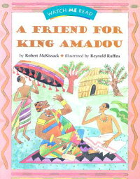 A_Friend_for_King_Amadou_Level