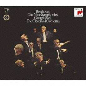 ベートーヴェン:交響曲全集 (完全生産限定盤) [ ジョージ・セル ]