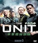 ザ・ユニット 米軍極秘部隊 シーズン3<SEASONSコンパクト・ボックス>