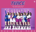 One More Time (初回限定盤A CD+DVD) [ TWICE ]