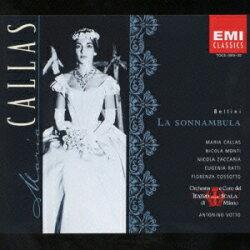 ベルリーニ:歌劇「夢遊病の女」全曲