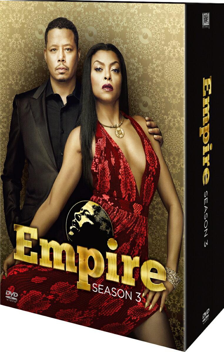 Empire/エンパイア 成功の代償 シーズン3 DVDコレクターズBOX [ テレンス・ハワード ]