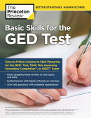 Basic Skills for the GED Test: Easy-To-Follow Lessons to Start Preparing for the GED Test, Tasc Test