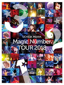 UCHIDA MAAYA Magic Number TOUR 2018【Blu-ray】 [ 内田真礼 ]