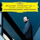 ブルックナー:交響曲第4番≪ロマンティック≫ ワーグナー:歌劇≪ローエングリン≫第一幕への前奏曲