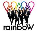 【予約】【先着特典】rainboW (初回盤A CD+DVD)(rainboW ステッカーA)