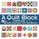 A Quilt Block Every Day: With 366 Blocks