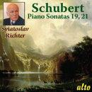 【輸入盤】ピアノ・ソナタ第19番、第21番 リヒテル