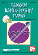 Famous Banjo Pickin' Tunes Qwikguide [With CD]