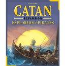 Catan: Explorers & Pirates Expansion (カタン探検者と海賊版)