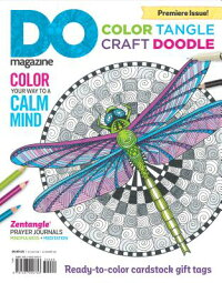 Color,Tangle,Craft,Doodle:DoMagazine,BookEdition[EditorsofDoMagazine]