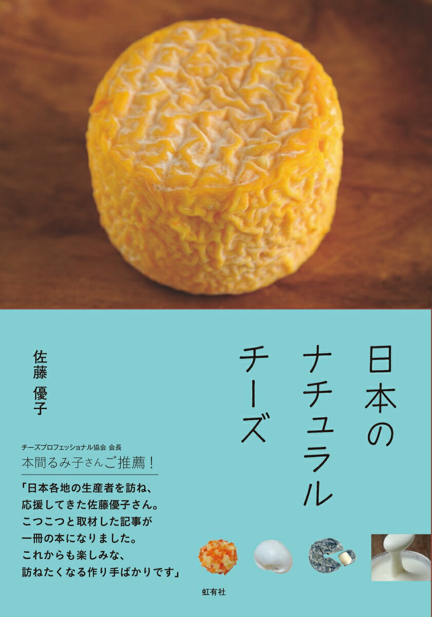 日本のナチュラルチーズ [ 佐藤 優子 ]