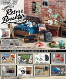 snoopy Retro&Brooklyn style 【1BOX】