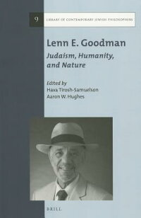 LennE.Goodman:Judaism,Humanity,andNature[HavaTirosh-Samuelson]