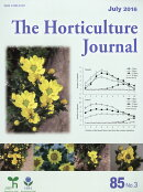 Journal of the Japanese Society for Horticultural Science 2016年 07月号 [雑誌]