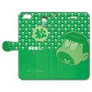 おそ松さん チョロ松 (緑) 【iPhone 6sPlus/6Plus専用 手帳型ケース】
