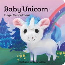 BABY UNICORN:FINGER PUPPET BOOK(BB)