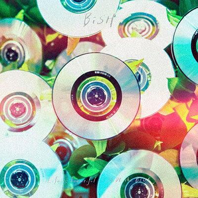 Life is beautiful/HiDE the BLUE (初回限定盤 CD+Blu-ray+豪華写真集) [ BiSH ]