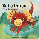 BABY DRAGON:FINGER PUPPET BOOK(BB)