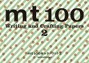 mt 100枚レターブック2 [ iyamadesign ]