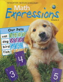 Math Expressions: Student Activity Book Softcover, Volume 2 Level K 2009