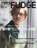 men's FUDGE (メンズファッジ) 2017年 07月号 [雑誌]